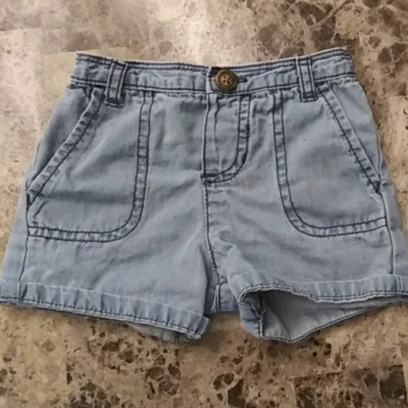 Carter's Other - Girl's Jean Shorts